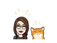 Bitmoji_woman with cat