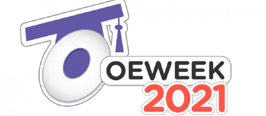 Open Ed week logo