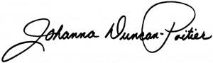 Johanna Signature