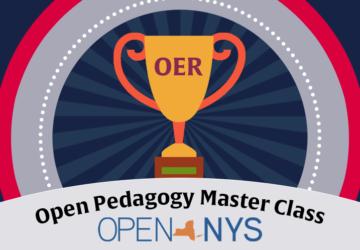 Open Pedagogy Master Class