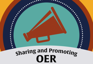 Sharing and Promoting OER on Your Campus