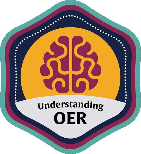 Understanding OER Badge